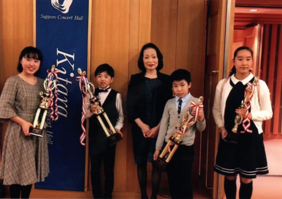 コンクール 音楽 日本 学生